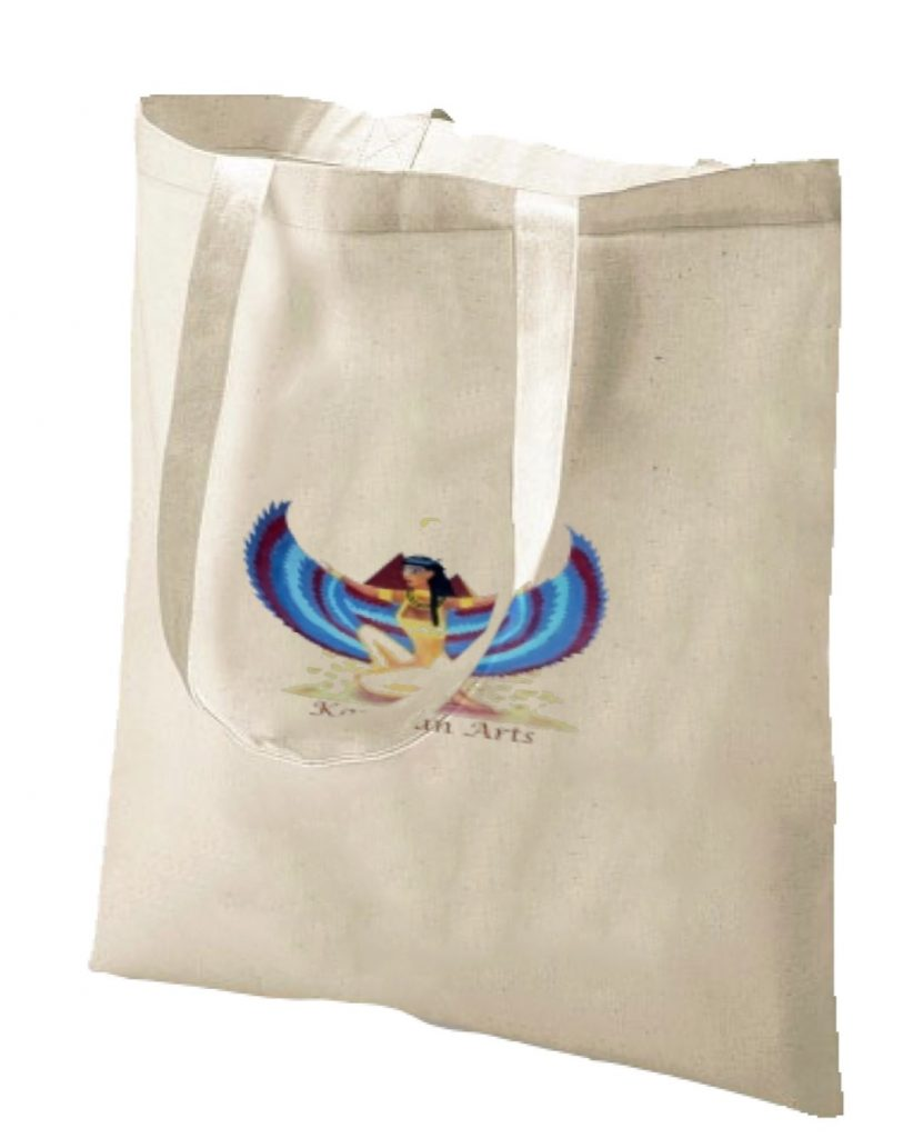 Kamitan Arts Tote Bag